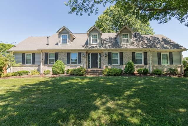 129 Hedgelawn Dr, Hendersonville, TN 37075 (MLS #RTC2268634) :: RE/MAX Fine Homes