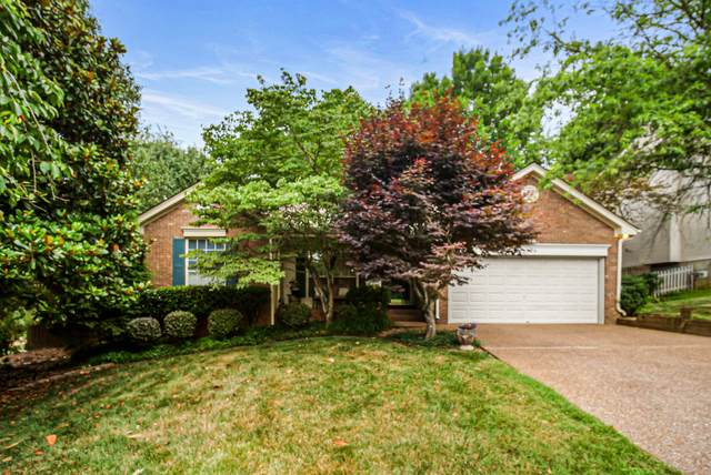 1764 Aaronwood Dr, Old Hickory, TN 37138 (MLS #RTC2268647) :: The Miles Team   Compass Tennesee, LLC