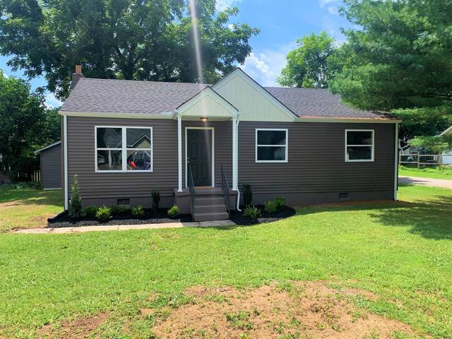 710 S High St, Winchester, TN 37398 (MLS #RTC2268649) :: The Miles Team | Compass Tennesee, LLC