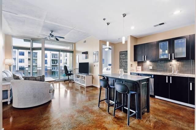600 12th Ave S #540, Nashville, TN 37203 (MLS #RTC2268661) :: Village Real Estate