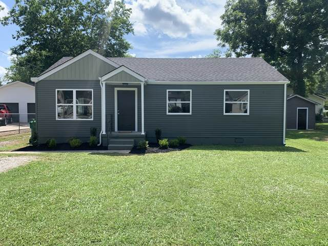 712 S High St, Winchester, TN 37398 (MLS #RTC2268665) :: The Miles Team | Compass Tennesee, LLC