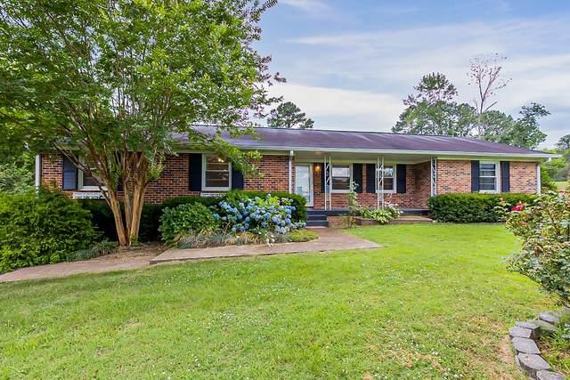124 Jefferson Dr, Columbia, TN 38401 (MLS #RTC2268668) :: Nashville on the Move