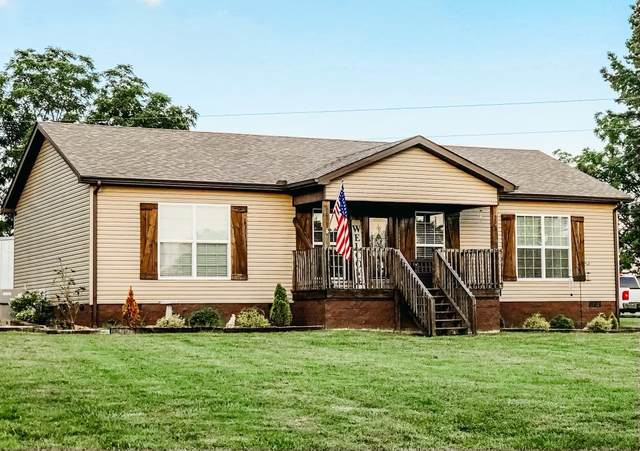 383 Bethlehem Church Rd, Shelbyville, TN 37160 (MLS #RTC2268682) :: Team Wilson Real Estate Partners
