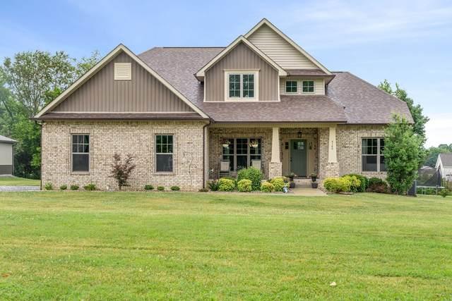 6140 Greenbrier Cemetery Rd, Greenbrier, TN 37073 (MLS #RTC2268722) :: Trevor W. Mitchell Real Estate