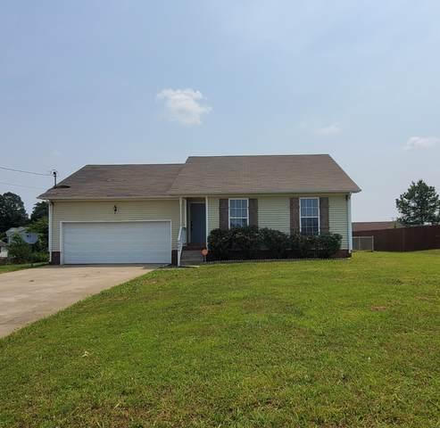 604 Millie Dr, Oak Grove, KY 42262 (MLS #RTC2269053) :: Kimberly Harris Homes
