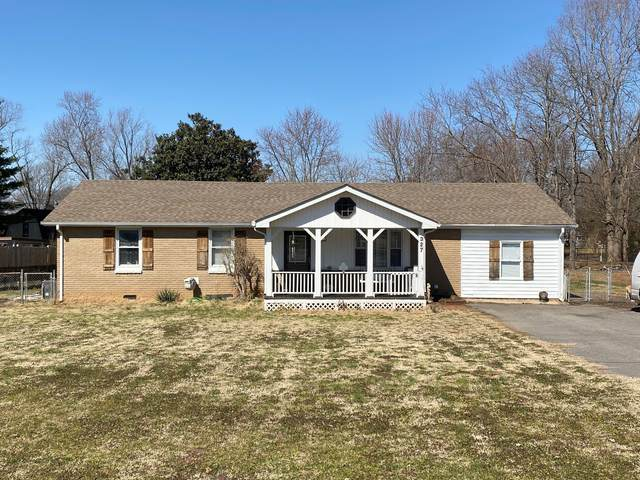 327 Holston Dr, Smyrna, TN 37167 (MLS #RTC2269121) :: Maples Realty and Auction Co.