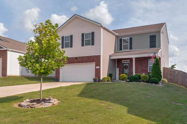 664 Prominence Rd, Columbia, TN 38401 (MLS #RTC2269174) :: FYKES Realty Group