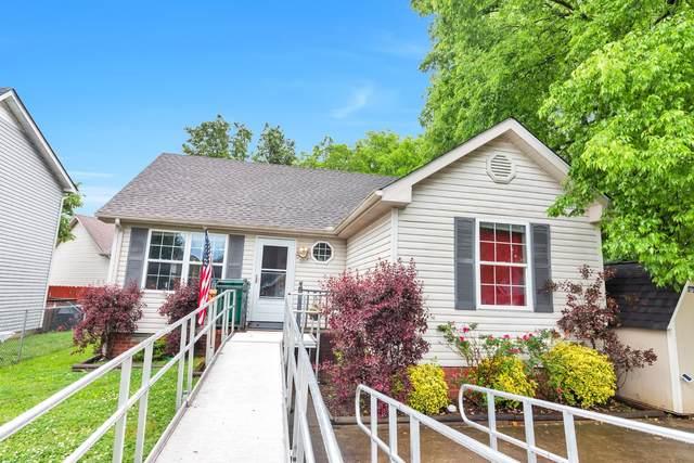 521 Rothwood Ave, Madison, TN 37115 (MLS #RTC2269175) :: Team Wilson Real Estate Partners