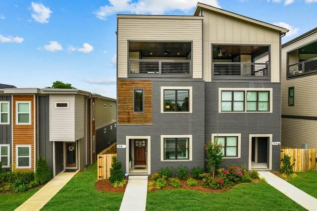 1719A 3rd Ave N, Nashville, TN 37208 (MLS #RTC2269289) :: Oak Street Group