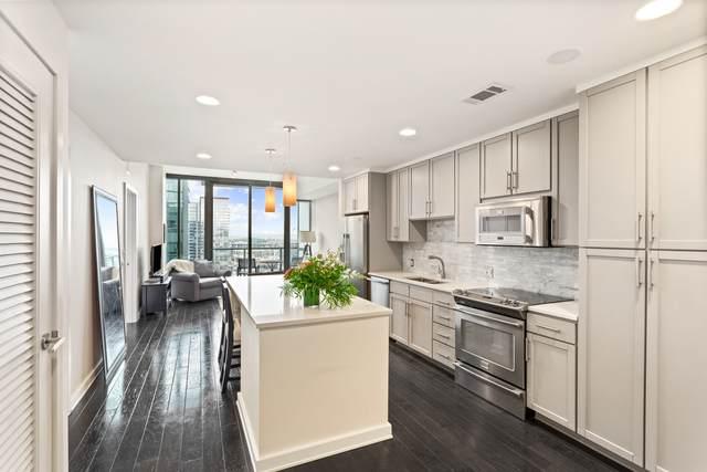 1212 Laurel St #1506, Nashville, TN 37203 (MLS #RTC2269310) :: Trevor W. Mitchell Real Estate