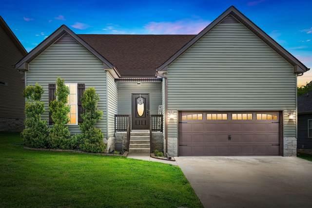 2825 Russet Ridge Dr, Clarksville, TN 37040 (MLS #RTC2269336) :: DeSelms Real Estate