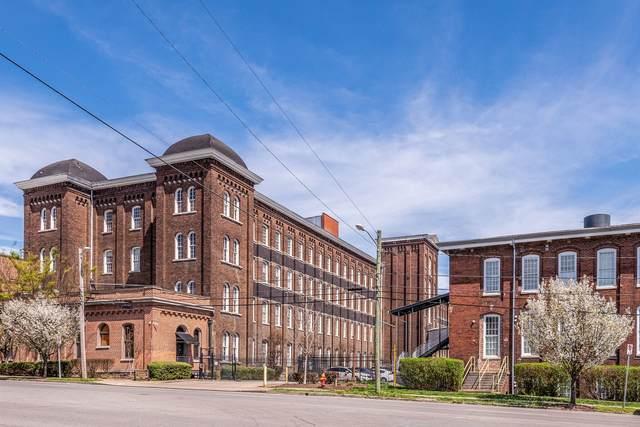 1350 Rosa L Parks Blvd #246, Nashville, TN 37208 (MLS #RTC2269385) :: Amanda Howard Sotheby's International Realty