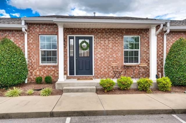 1040 Charlie Daniels Pkwy #118, Mount Juliet, TN 37122 (MLS #RTC2269408) :: Oak Street Group