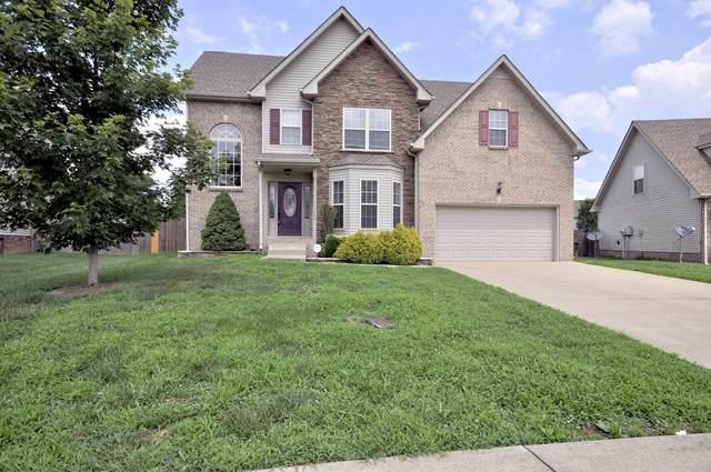 2880 Brewster Dr, Clarksville, TN 37042 (MLS #RTC2269442) :: Oak Street Group