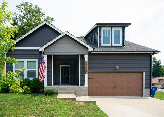 921 Talon Hills Dr, Clarksville, TN 37040 (MLS #RTC2269644) :: Candice M. Van Bibber | RE/MAX Fine Homes