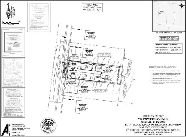 716 Powers Ave, Nashville, TN 37206 (MLS #RTC2269658) :: Fridrich & Clark Realty, LLC