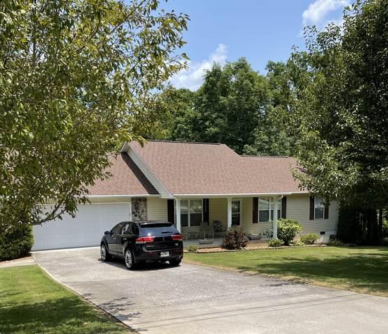 314 Carriage Dr, Crossville, TN 38555 (MLS #RTC2269660) :: Village Real Estate
