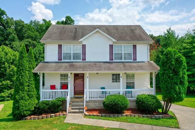 2801 Sharpie Dr, Clarksville, TN 37040 (MLS #RTC2269714) :: Team Wilson Real Estate Partners