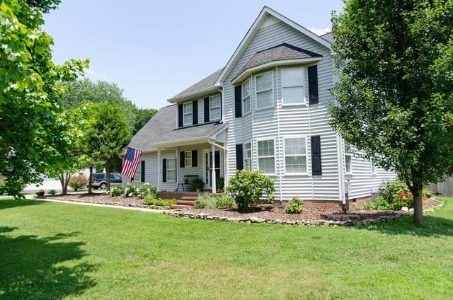 103 Huntington Pl, Tullahoma, TN 37388 (MLS #RTC2269721) :: Village Real Estate