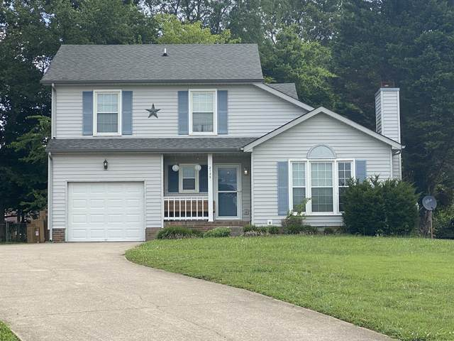 2155 Amadeus Dr, Clarksville, TN 37040 (MLS #RTC2269759) :: The Milam Group at Fridrich & Clark Realty