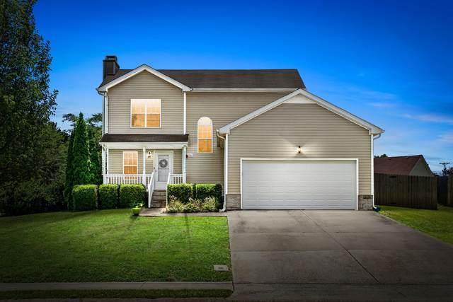 3796 Tamera Ln, Clarksville, TN 37042 (MLS #RTC2269786) :: RE/MAX Fine Homes