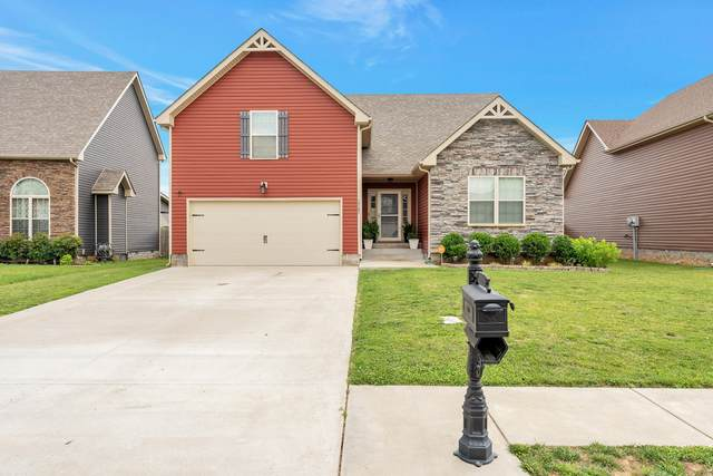 3787 Tradewinds Ter, Clarksville, TN 37040 (MLS #RTC2269791) :: Maples Realty and Auction Co.