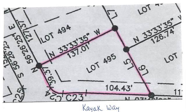 0 Kayak Way Lot 495, Winchester, TN 37398 (MLS #RTC2269792) :: DeSelms Real Estate