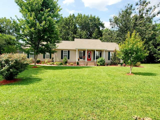 207 Shapard Dr, Shelbyville, TN 37160 (MLS #RTC2269936) :: FYKES Realty Group