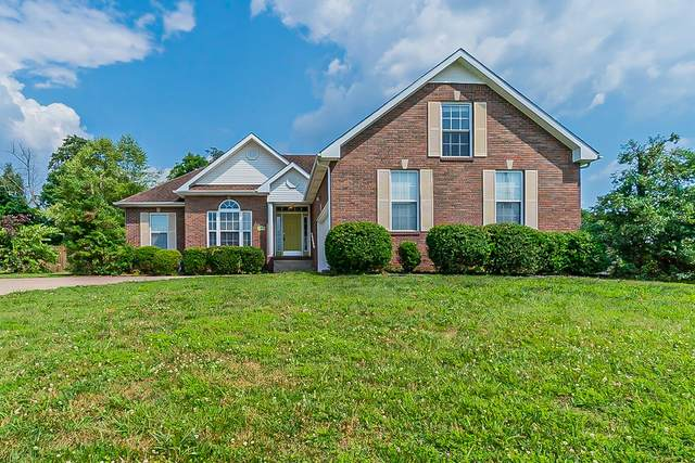 1126 Thornberry Dr, Clarksville, TN 37043 (MLS #RTC2269951) :: Maples Realty and Auction Co.