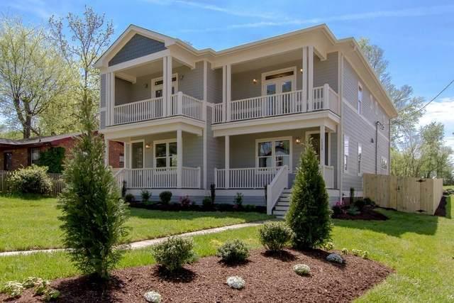 1733 Mckinney Ave, Nashville, TN 37208 (MLS #RTC2269953) :: Oak Street Group