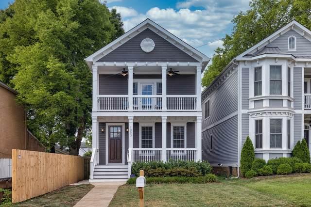 1003 Caruthers Ave, Nashville, TN 37204 (MLS #RTC2269954) :: Nashville on the Move