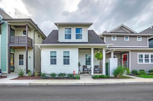 1016 Treaty Oaks Dr #13, Nashville, TN 37209 (MLS #RTC2270057) :: Village Real Estate