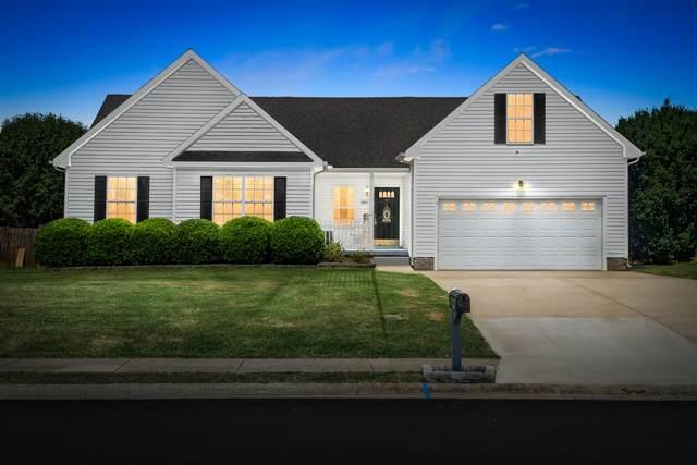 4024 Challis Dr, Clarksville, TN 37040 (MLS #RTC2270090) :: Village Real Estate