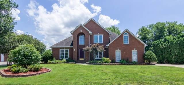 2310 Calderwood Ct, Murfreesboro, TN 37130 (MLS #RTC2270126) :: Village Real Estate