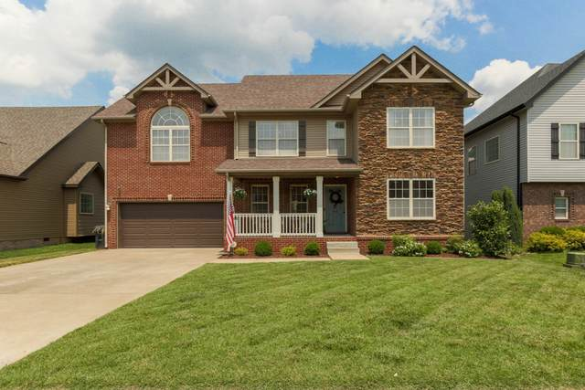 754 Cavalier Dr, Clarksville, TN 37040 (MLS #RTC2270146) :: Maples Realty and Auction Co.