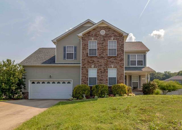 734 Cedar Grove Ct, Clarksville, TN 37040 (MLS #RTC2270197) :: Village Real Estate