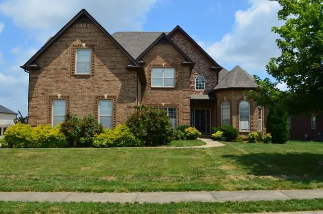 2565 Remington Trce, Clarksville, TN 37043 (MLS #RTC2270242) :: DeSelms Real Estate