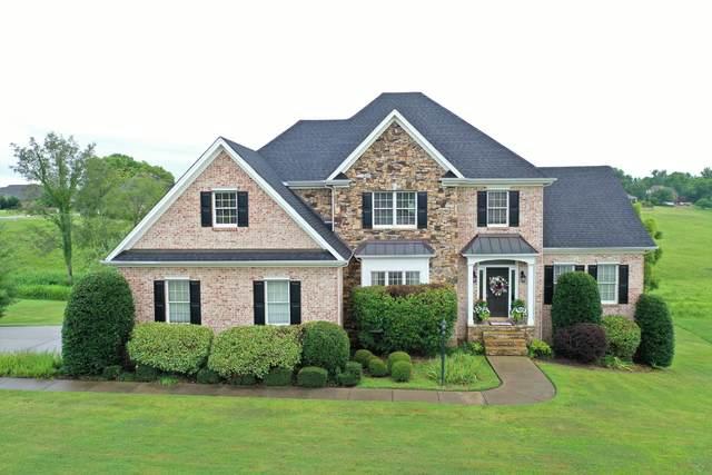 828 Fairway Dr, Fayetteville, TN 37334 (MLS #RTC2270301) :: Felts Partners