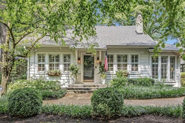 115 Pembroke Ave, Nashville, TN 37205 (MLS #RTC2270363) :: Movement Property Group
