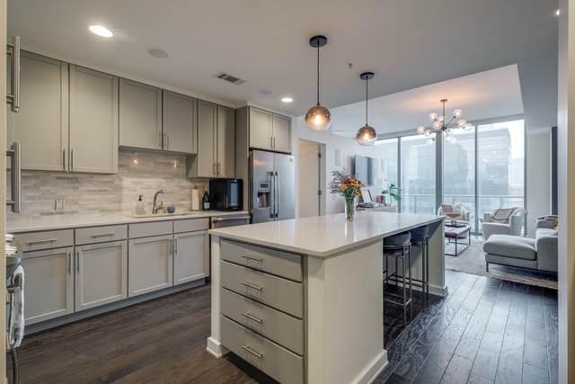 1212 Laurel St #401, Nashville, TN 37203 (MLS #RTC2270443) :: Trevor W. Mitchell Real Estate