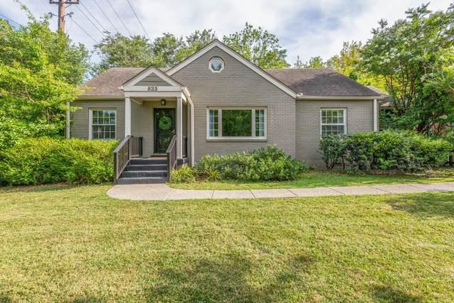 523 Fairfax Ave, Nashville, TN 37212 (MLS #RTC2270537) :: The Helton Real Estate Group
