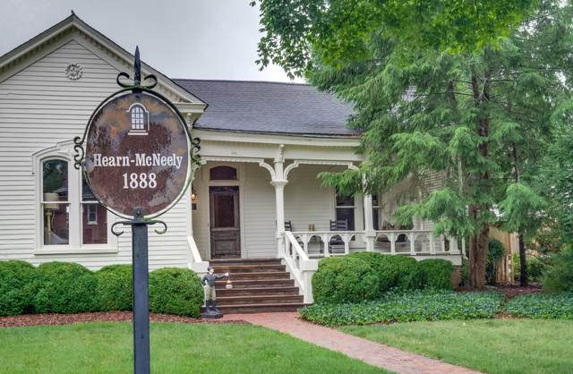 901 W Main St, Franklin, TN 37064 (MLS #RTC2270565) :: Oak Street Group