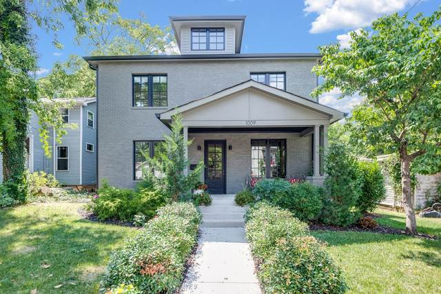 1009 Villa Place, Nashville, TN 37212 (MLS #RTC2270741) :: Candice M. Van Bibber   RE/MAX Fine Homes