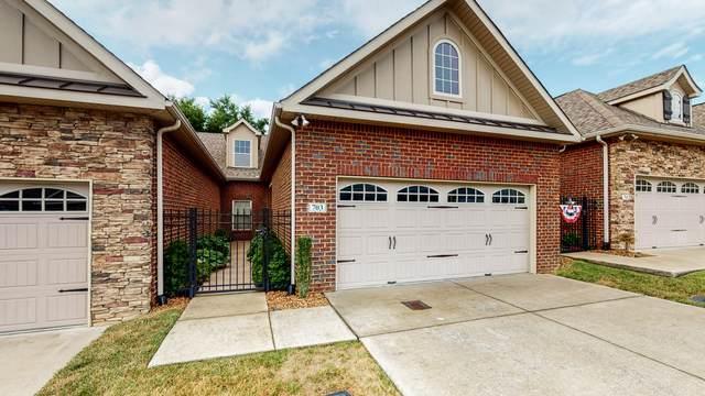 100 Placid Grove Ln #703, Goodlettsville, TN 37072 (MLS #RTC2270850) :: Amanda Howard Sotheby's International Realty