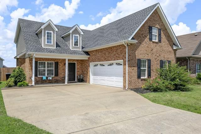 1450 Sunray Dr, Murfreesboro, TN 37127 (MLS #RTC2270853) :: Nashville on the Move