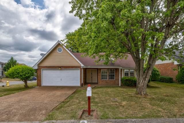 101 White Oak Ct, Hendersonville, TN 37075 (MLS #RTC2270879) :: Nashville on the Move