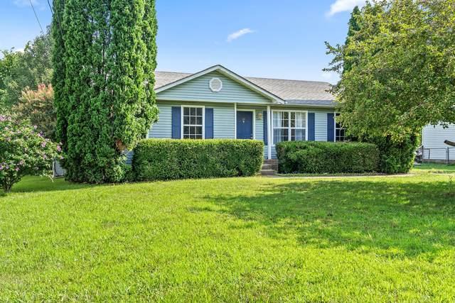 209 Jim Thorpe Dr, Clarksville, TN 37042 (MLS #RTC2270929) :: RE/MAX Fine Homes