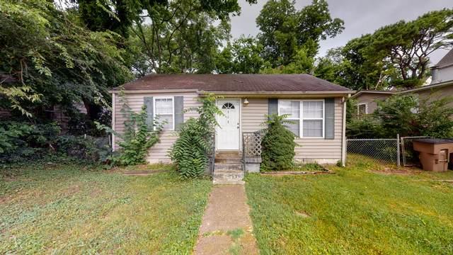 618 S 14th St, Nashville, TN 37206 (MLS #RTC2270947) :: Oak Street Group