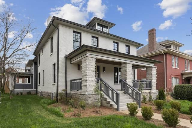 2302 Belmont Blvd, Nashville, TN 37212 (MLS #RTC2270958) :: DeSelms Real Estate