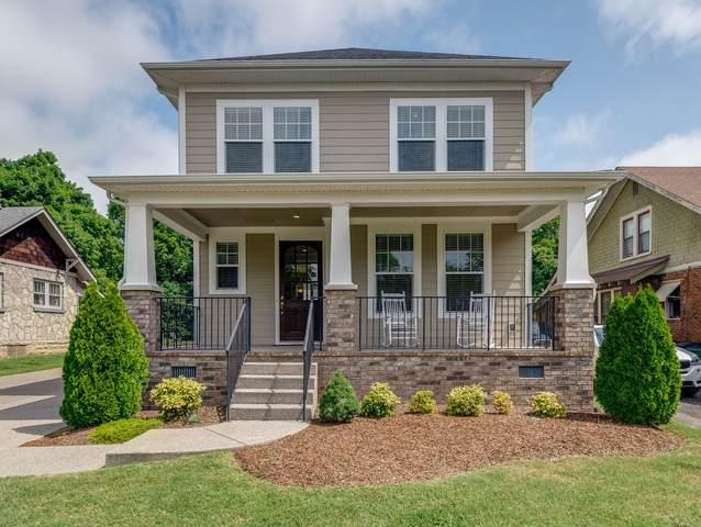 1307 Mcchesney Ave, Nashville, TN 37216 (MLS #RTC2271009) :: DeSelms Real Estate